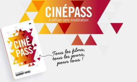 Pathé Gaumont CinéPass : 15 euros de réduction sur les frais de dossier