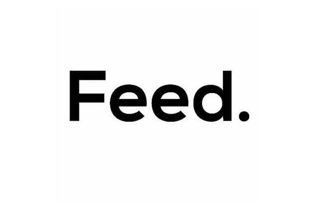 Feed : 20 % de réduction sur votre première commande