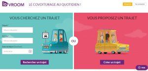 IDVroom: Voyagez moins cher avec le covoiturage