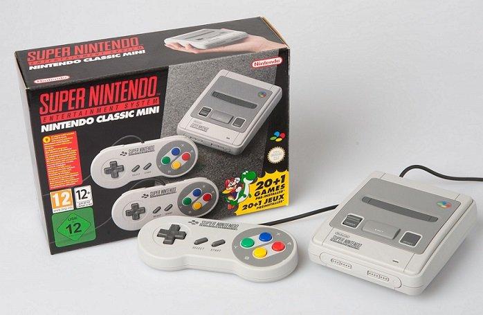 Nintendo Mini-Snes – Test + astuce pour ajouter des jeux supplémentaires