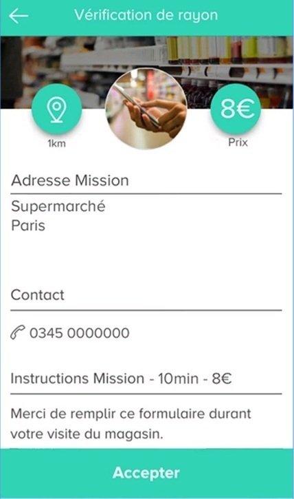 Yoobic: description d'une mission