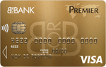La carte Visa Premier chez Bforbank