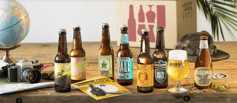 Découvrez chaque mois des nouvelles bières avec chez Saveur Bière