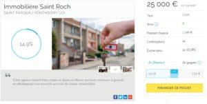 Exemple de projet disponible sur Bolden