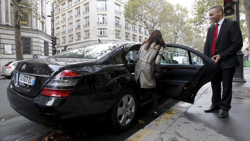10 euros de réduction sur votre première réservation chauffeur privé