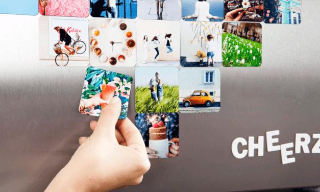Cheerz – Réduction & Code promo – 5€ de réduction sur votre commande !