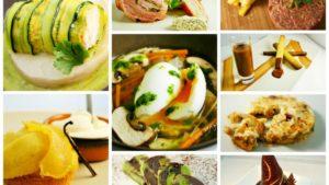 Exemple de menu cook&go