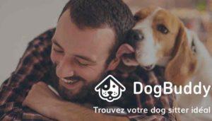 DogBuddy ; 10 euros de réduction sur votre première réservation