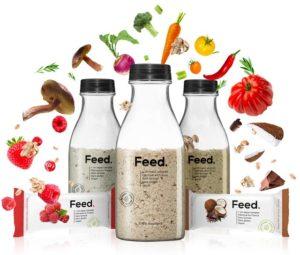 les produits de feed smart food