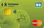 La carte Mastercard classic de chez Fortuneo