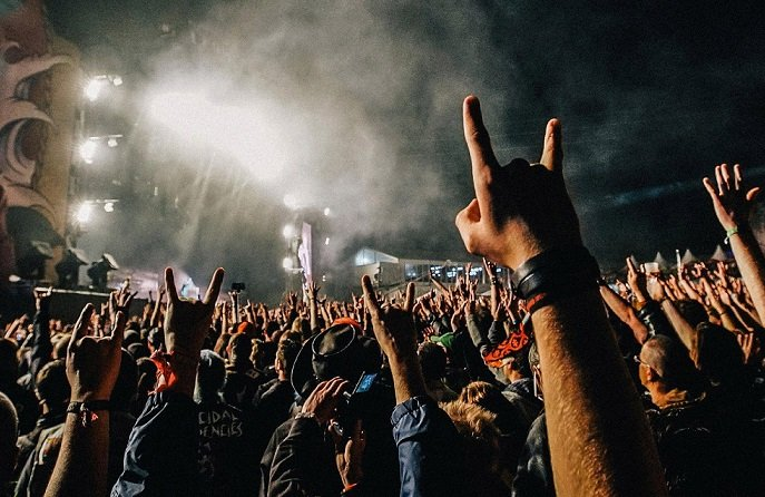 Le festival Hellfest