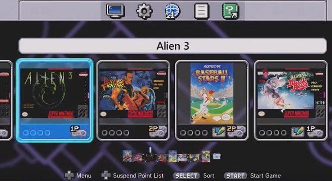 Mini-Snes ; Comment ajouter des nouveaux jeux