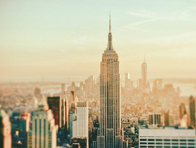 Les buildings de New-York