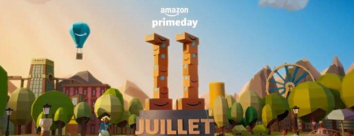 pub amazon prime day : des promotions jusqu'à 50 % sur plus de 500000 produits