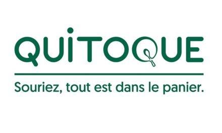 QuiToque : 20 euros offerts sur votre première commande