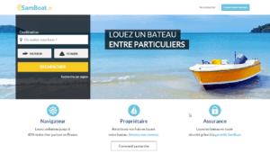 Samboat : location de bateau entre particuliers